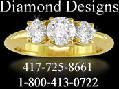 Diamond Designs Fine Jewelers and Designers in Nixa, MO